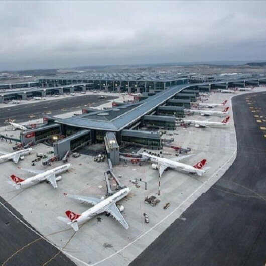 Turkish airports host 73M passengers in COVID-19 period