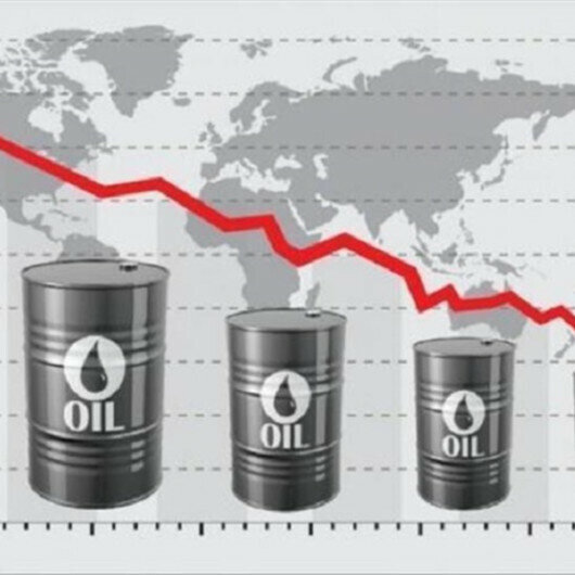 Oil down over likely US crude rise, surge in COVID-19
