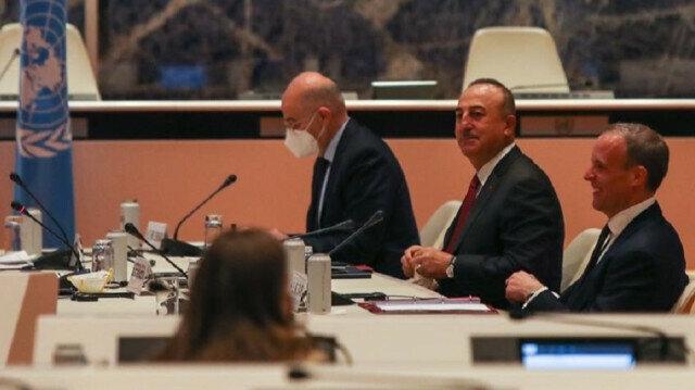 Turkey endorses Turkish Cypriot vision in Geneva
