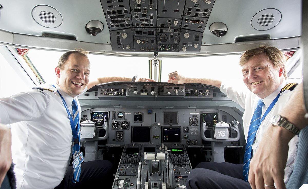 Resultado de imagen para Boeing 737 Willem Alexander