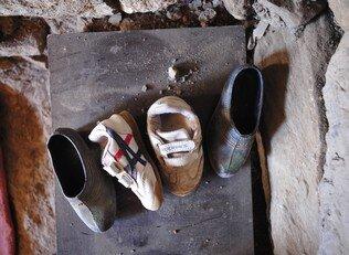 1,5 yaşındaki Muharrem'den geriye bunlar kaldı