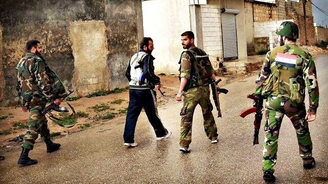 Assad troops, backed by Shia-militia, have advanced to the central areas in Aleppo to fully besiege the northwestern province