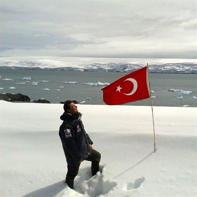 Antarktika'ya Türk üssü kuruluyor