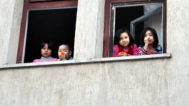 Çin zulmünden kaçan Uygur Türkleri Kayseri'de