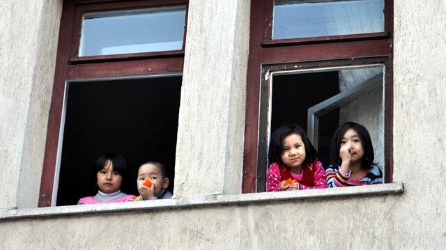 Çin zulmünden kaçan Doğu Türkistanlılar