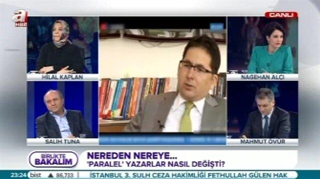 Erdoğana suikast planlarını Adem Yavuz Arslan anlatıyor