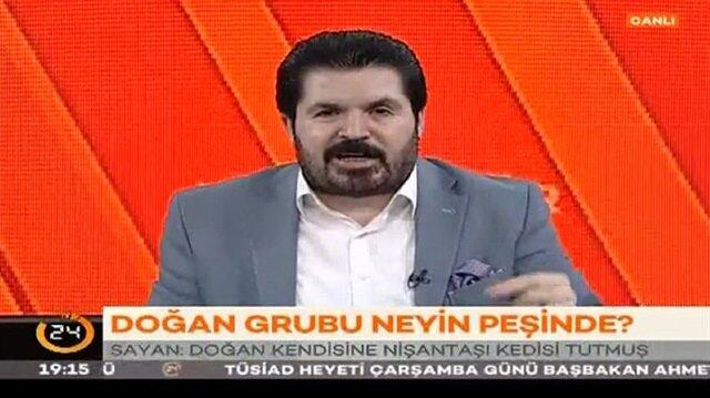 Ahmet Hakandan Savcı Sayana: Baykalı boşver