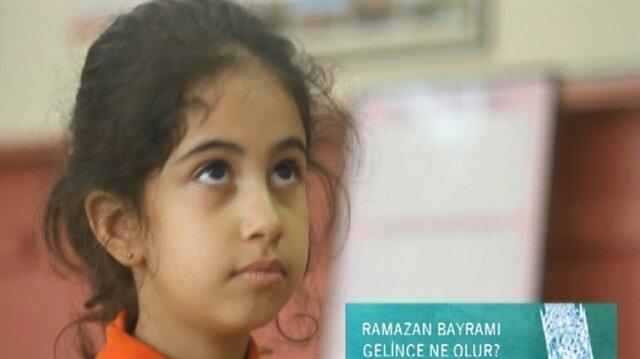 El öpücüler Ramazan Bayramını anlattılar