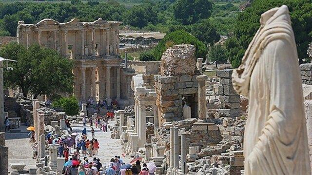 Efes Unesco Dünya Mirası Listesine Girdi