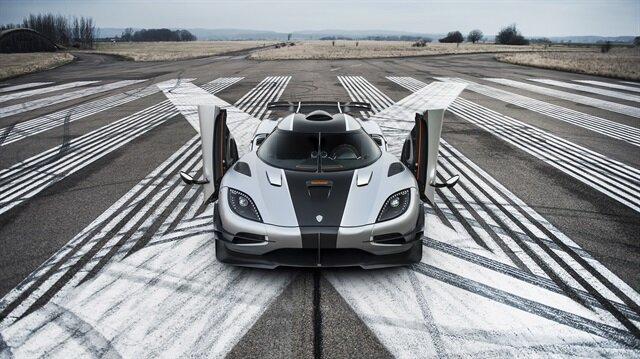 Koenigsegg One 1 >> Dunyanin En Super Otomobili Koenigsegg One 1