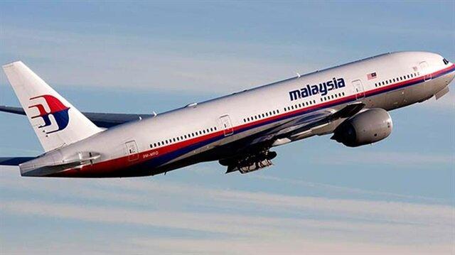 Kayıp Malezya uçağının parçası bulundu
