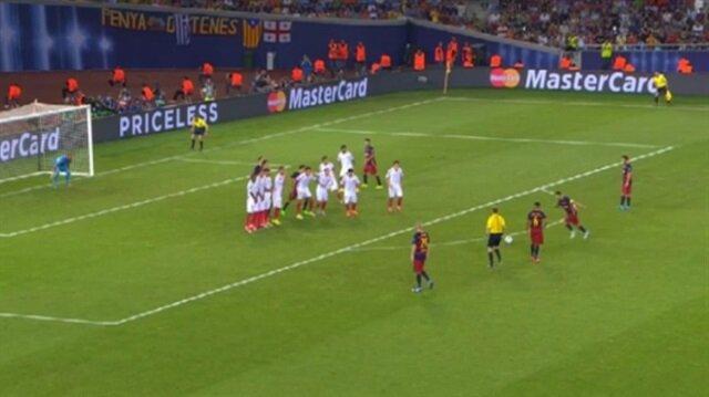 Gol yağmurunda zafer Barça'nın