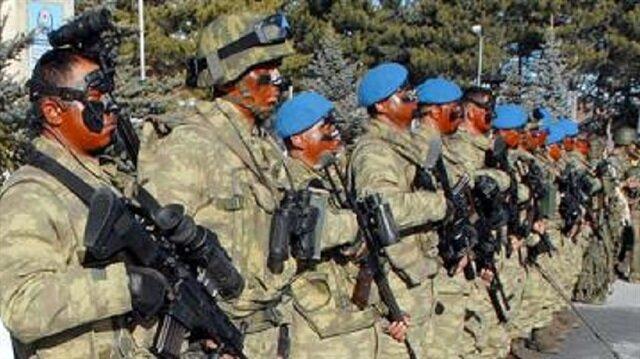 2 altın madalyalı Kayseri komandosu Güneydoğu'da
