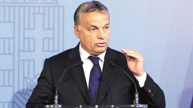 Orban: Erdoğan'a dua edin
