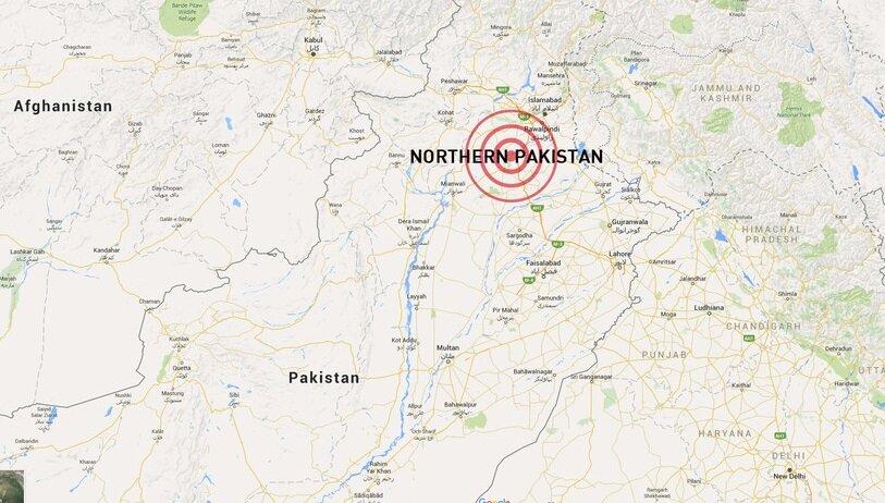 Afganistan Pakistan Ve Hindistanda 77lik Deprem