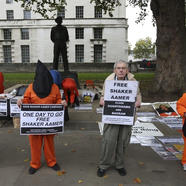 UK says last British resident released from Guantanamo Bay
