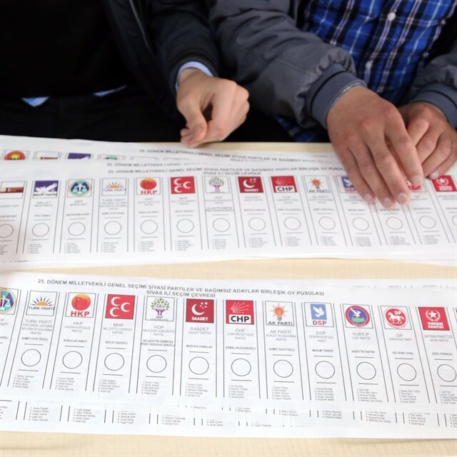 HDP üçüncü sayımda 27 oyla kaybetti