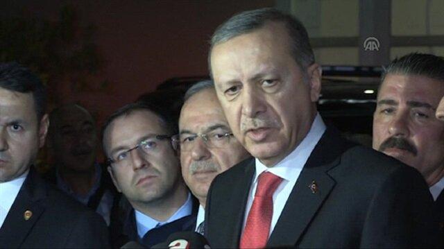 Erdoğan: Kimse Fıratın batısına geçemez