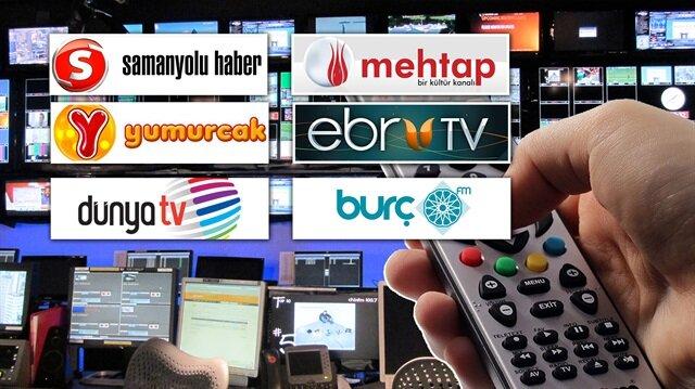 STV grubu Türksat uydusundan çıkarıldı