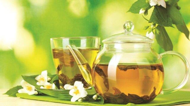 Herkes yeşil çay içemez !