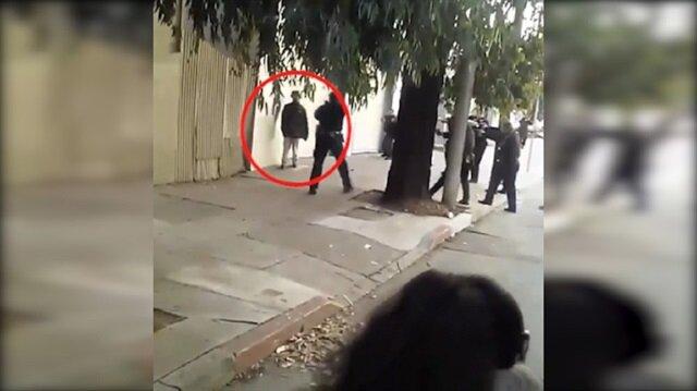ABDde polis siyahi adamı kurşuna dizdi