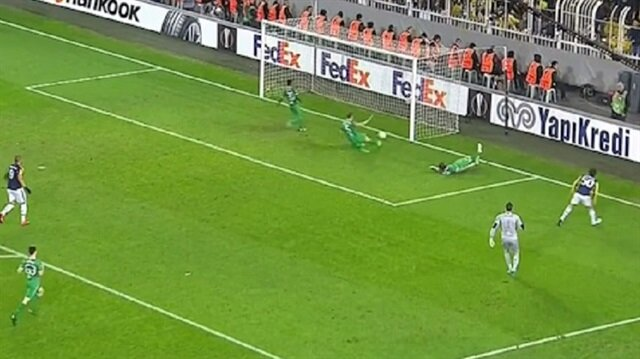 Markovic'in golü İngiliz spikerin anlatımıyla
