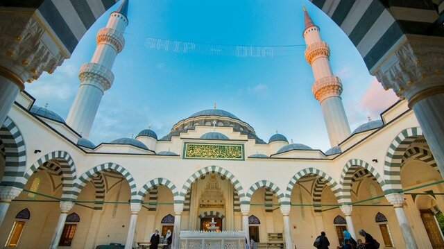 Turkey builds $100 million mega mosque in Maryland, US