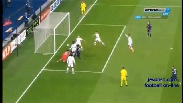 PSG-Lyon maçında skandal karar!