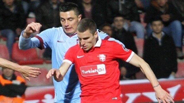 Gaziantespor'da Vranjes ayrıldı