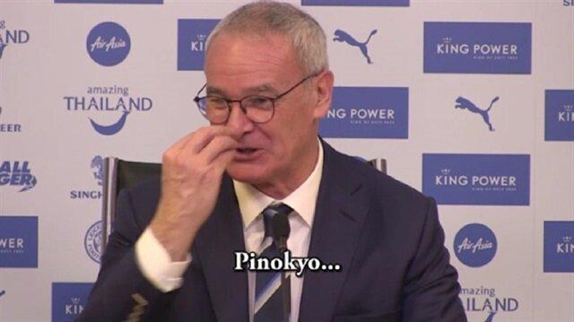 Claudio Ranieri'den enteresan cevap