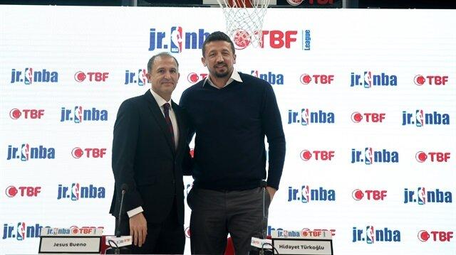 TBF ile NBA arasında işbirliği