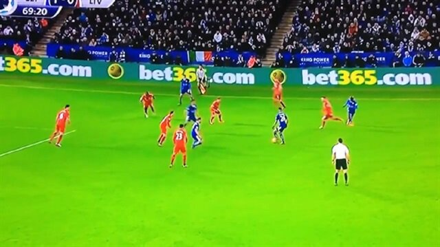 Leicester City'den müthiş tiki-taka