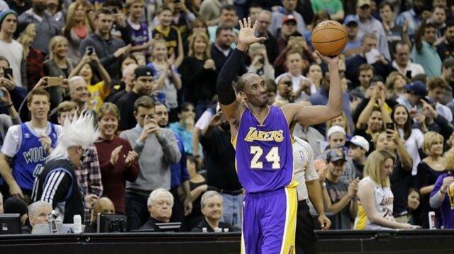 Kobe eski günlerdeki gibi