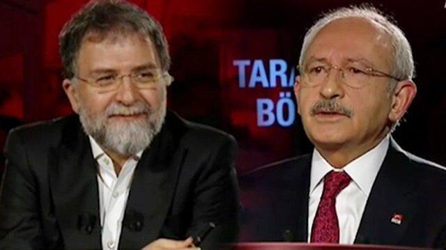 Kılıçdaroğlunun sözleri Ahmet Hakanı güldürdü