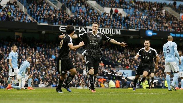 Leicester City'nin bileği bükülmüyor!