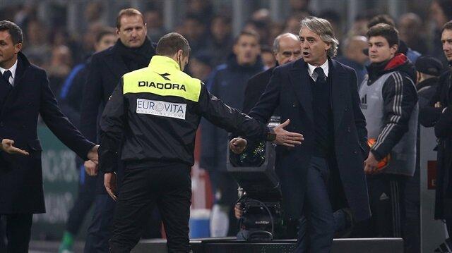 Mancini: Türkiye'de böyle değil