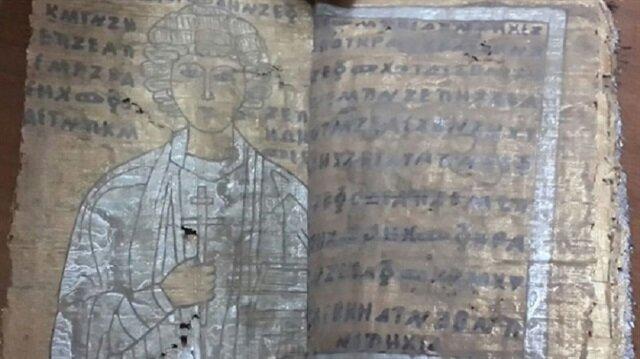 17 sayfalık tarihi İncil ele geçirildi