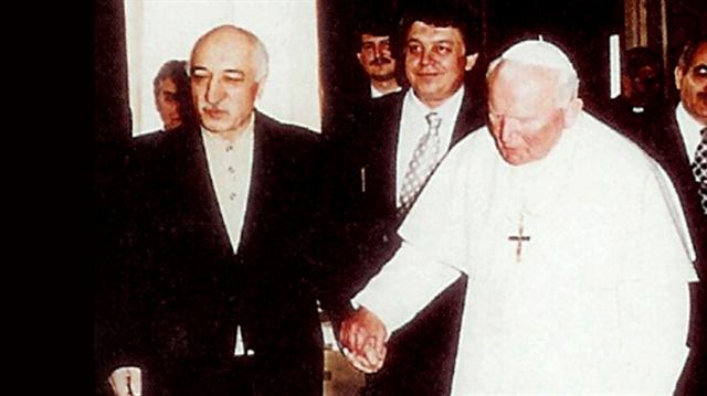 Gülen-Papa ortaklığı iddianamede