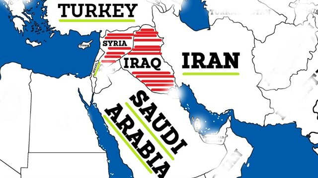 Image result for iran saudi turkey