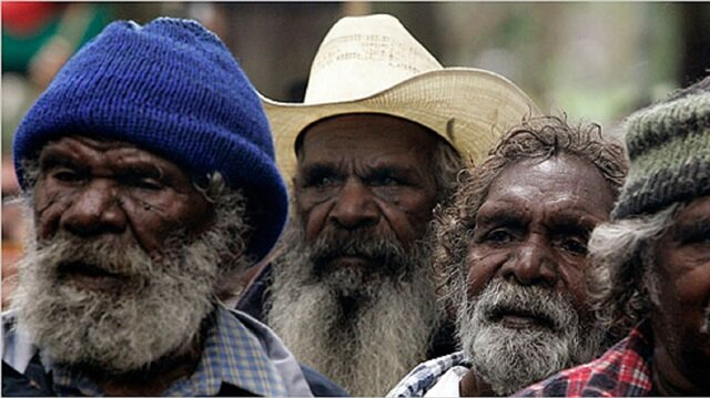 the origins and history of the australian aboriginals and native americans