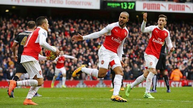 Arsenal 90+5'te yıktı!