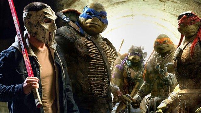 Ninja Kaplumbağalar 2 Filmiyle Geri Dönüyor