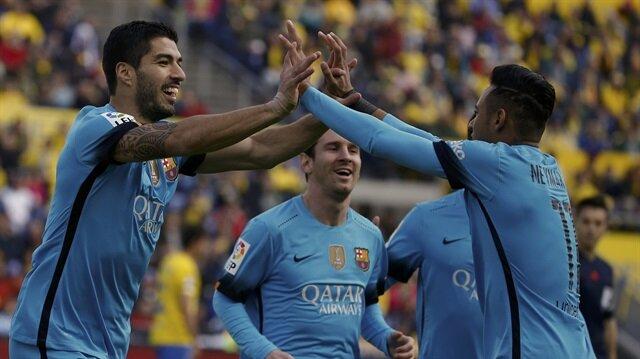Barcelona kaybetmiyor!
