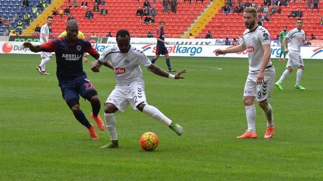 Ligin yeni üçüncüsü Konyaspor