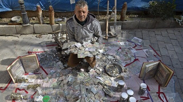 Tons Of Money Found Under Collapsed House