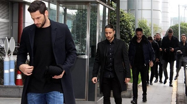 Galatasaray camiasından Umut'a destek