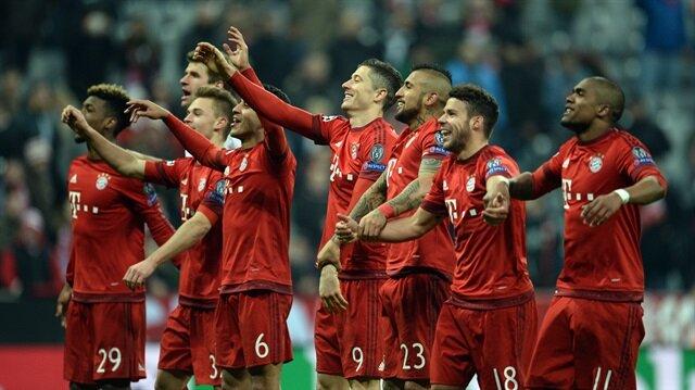 Bayern'den müthiş geri dönüş