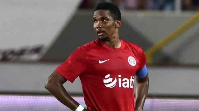 ''Eto'o Antalyaspor'da kalacak''