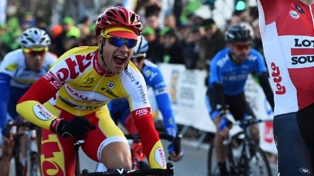 Belçikalı bisikletçinin acı ölümü