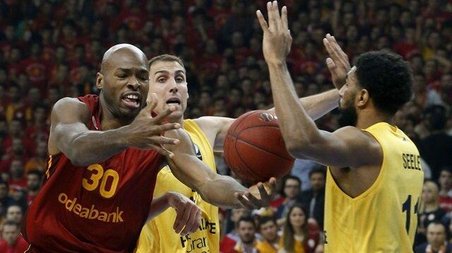 Galatasaray Odeabank'ta hedef final